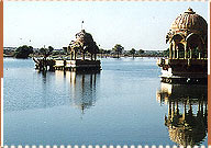 Gadi Sagar, Jaisalmer Travel Guide