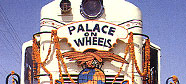 Palace on Wheels, Luxury Train